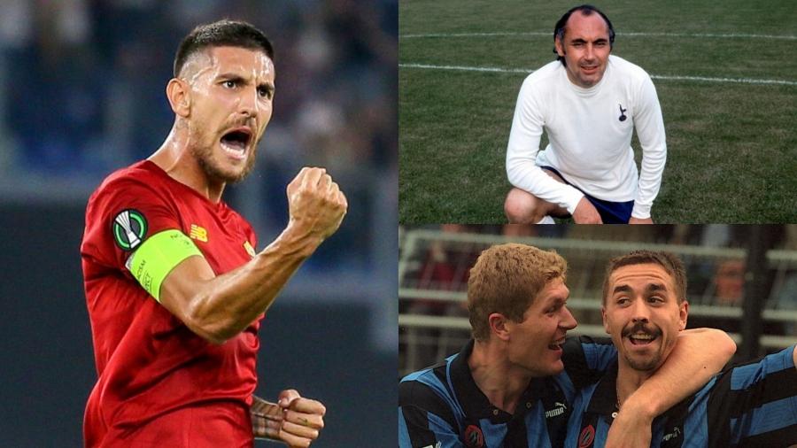 Γκολ σε τρεις διοργανώσεις UEFA: Έγραψε ιστορία ο Πελεγκρίνι της Ρόμα, στα «χνάρια» του Γκιλζίν και του Στάλενς!