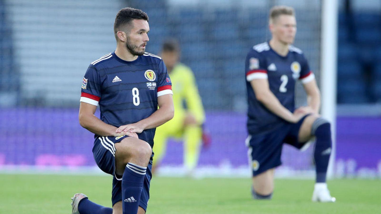 Οι Σκωτσέζοι θα γονατίσουν με τους Άγγλους στην βρετανική τους κόντρα