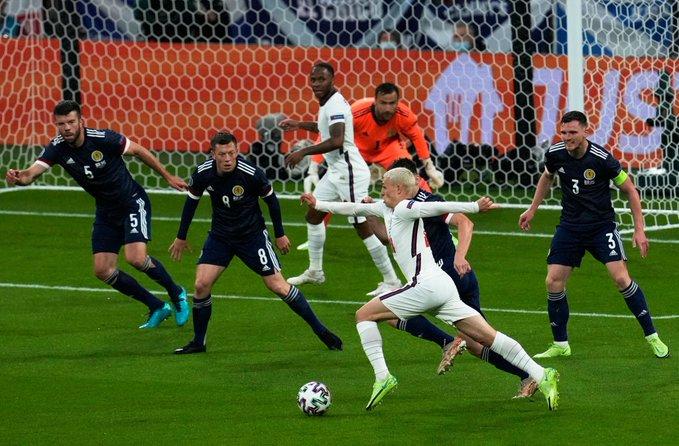 Αγγλία - Σκωτία: Δίχως γκολ στην ανάπαυλα, μετά το Euro του '96!