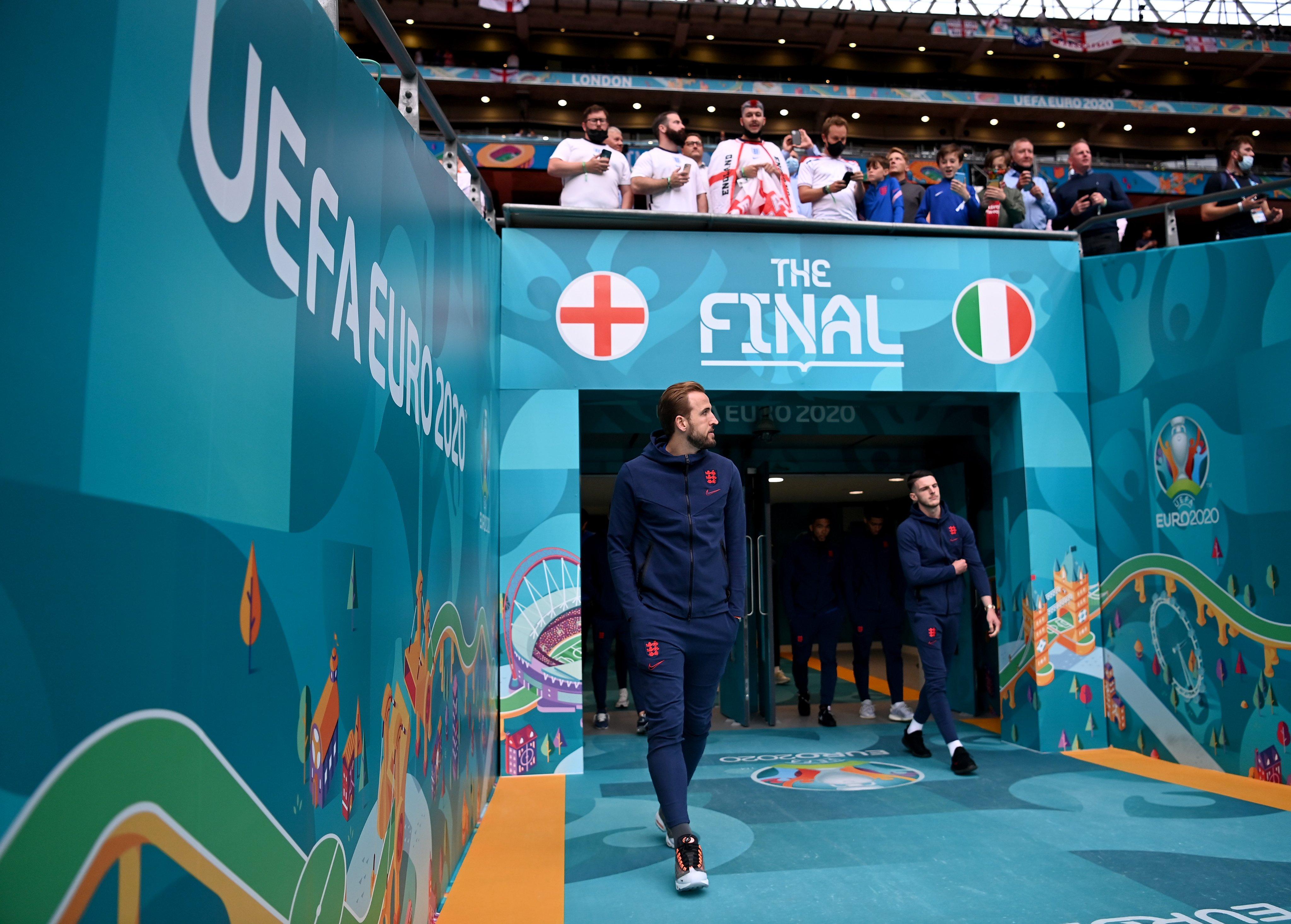 Με Τρίπιερ αντί Σάκα η Αγγλία στον μεγάλο τελικό