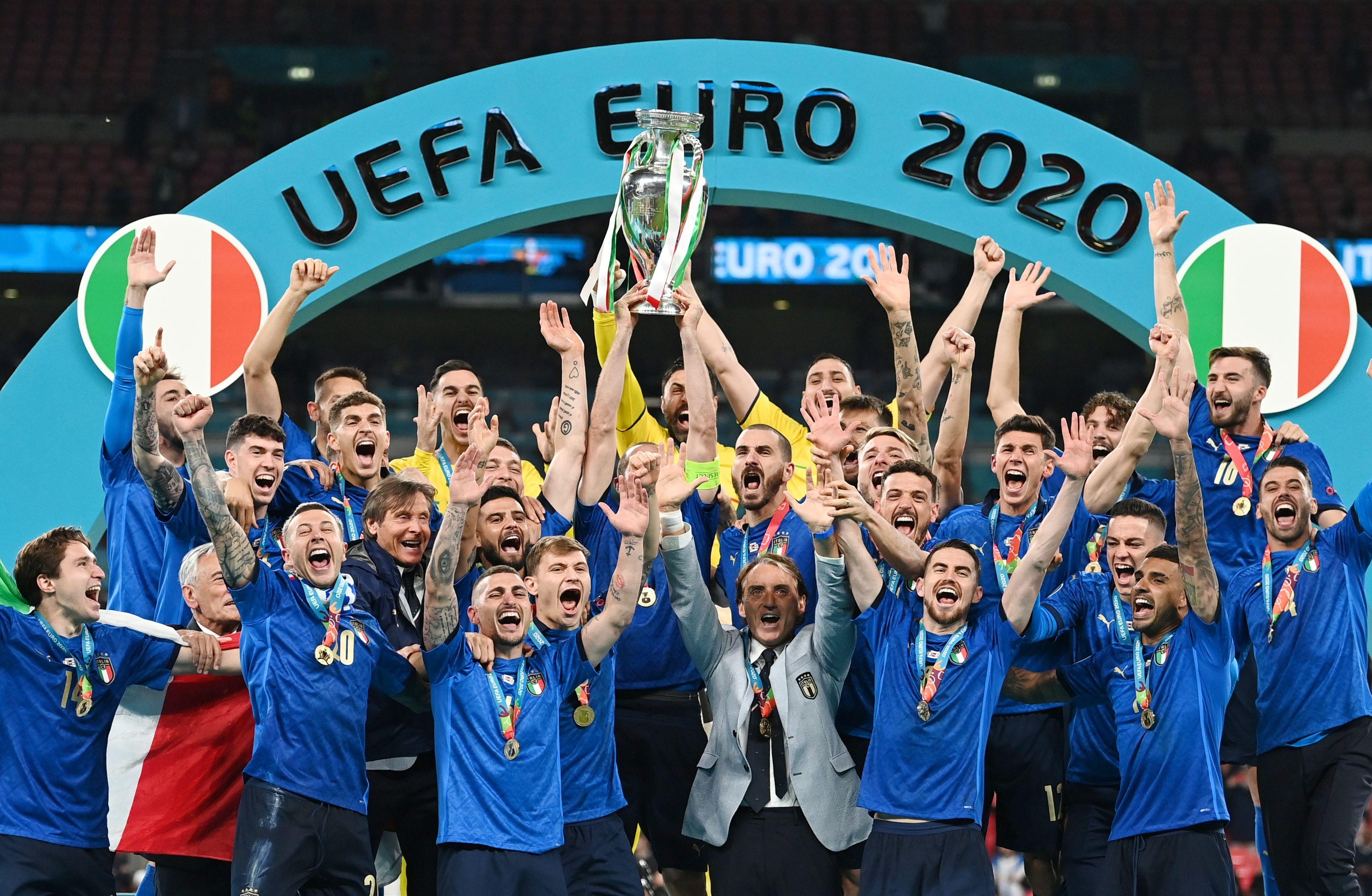 Πάνω από 5 δισεκατομμύρια τηλεθεατές παγκοσμίως παρακολούθησαν το Euro 2020!