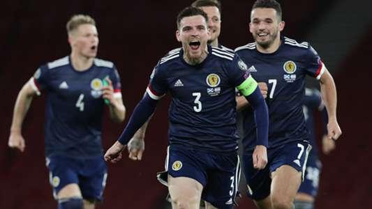 Η Σκωτία σε τελική φάση Ευρωπαϊκού Πρωταθλήματος έπειτα από 25 χρόνια