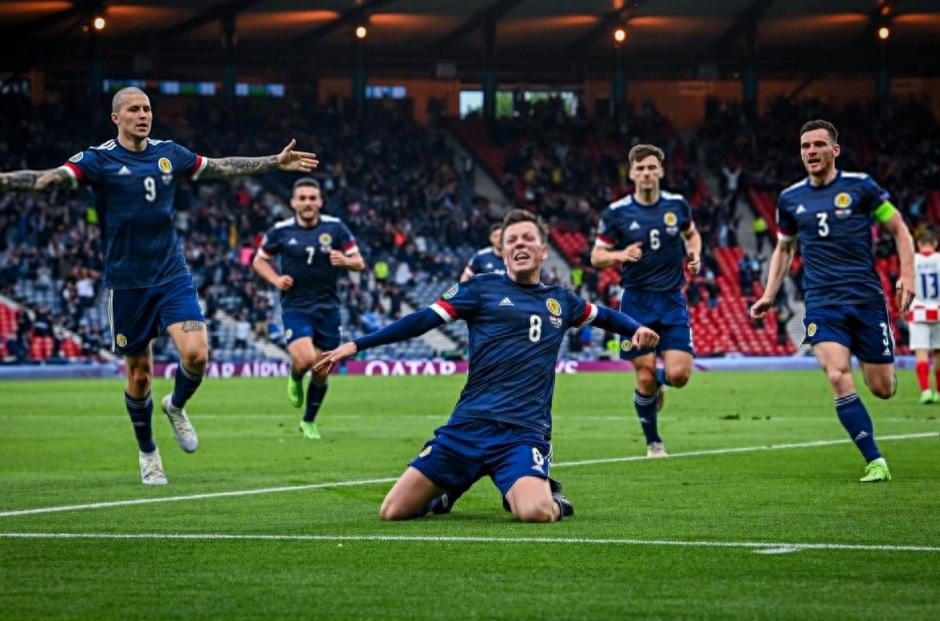 Η Σκωτία συνεχίζει την παράδοση των «Μακ»!