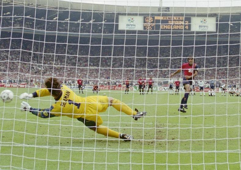 Η Αγγλία δεν έχει κερδίσει ποτέ νοκ-άουτ αγώνα σε Euro στην κανονική διάρκεια