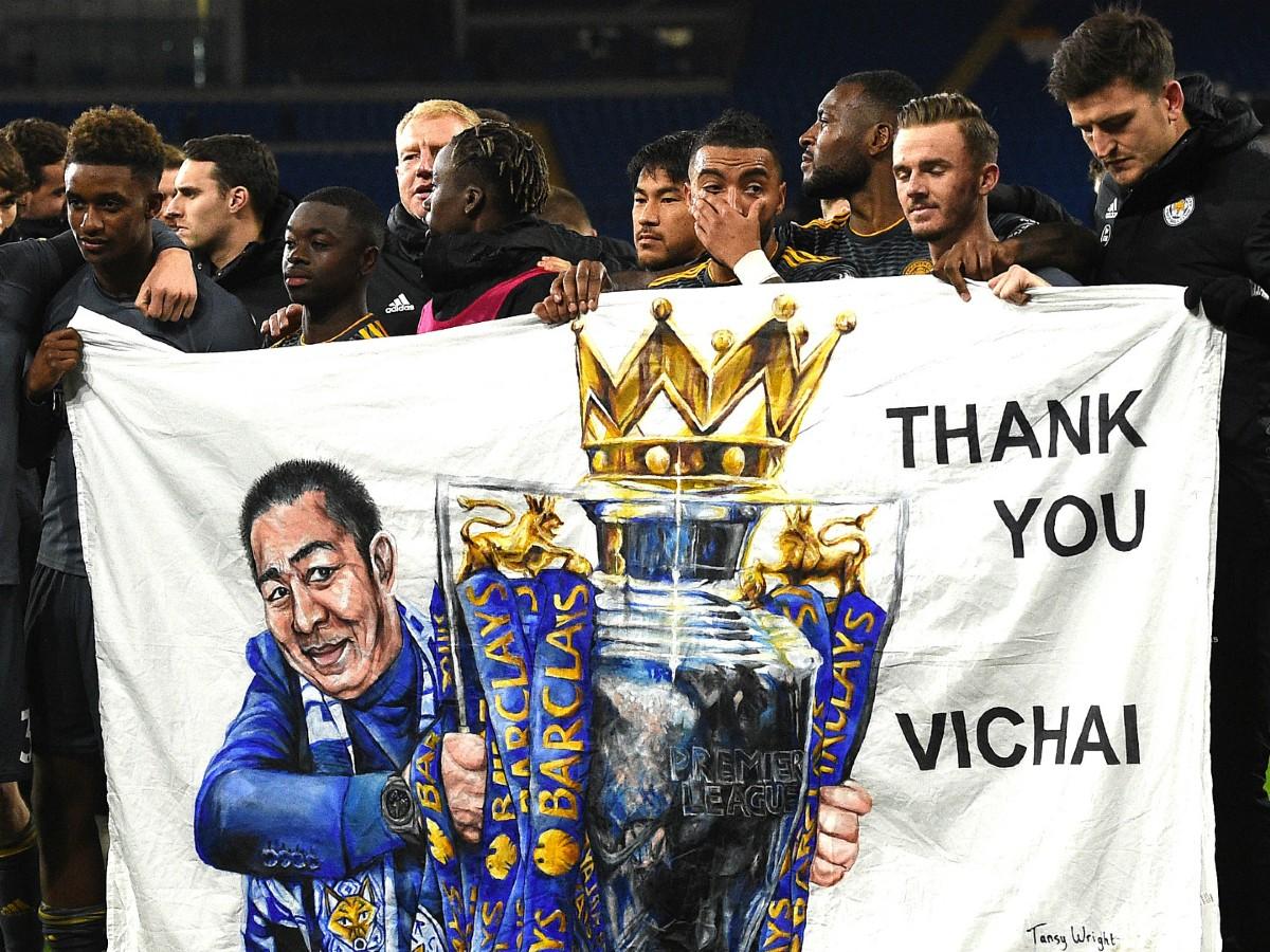 Λέστερ: Το παραμύθι του πρωταθλήματος συνεχίστηκε και στο Champions League, με τον Ολμπράιτον να «γράφει» ιστορία και να κοιτάει... ψηλά!